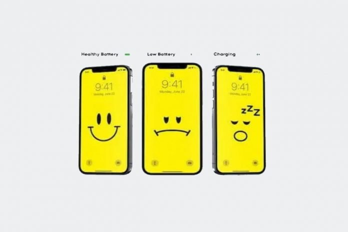 sfondi iphone carica batteria