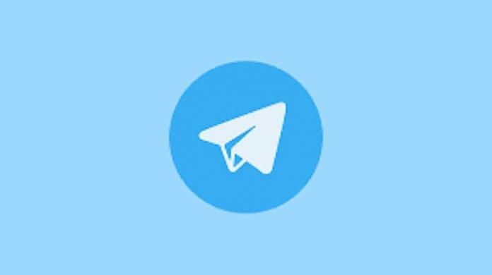 App logo Telegram
