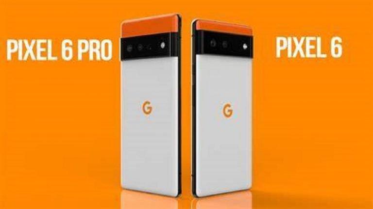 Google svela i dettagli dei prossimi Pixel 6 e Pixel 6 Pro