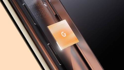 Google Tensor su Pixel 6