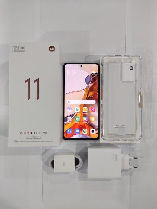 Lo smartphone Xiaomi 11T Pro conferma le migliori attese