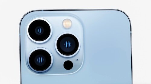 Fotocamere di iPhone 13 PRo
