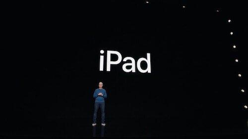 Presentazione iPad 2021