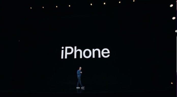 Il nuovo iPhone 13 evento Apple