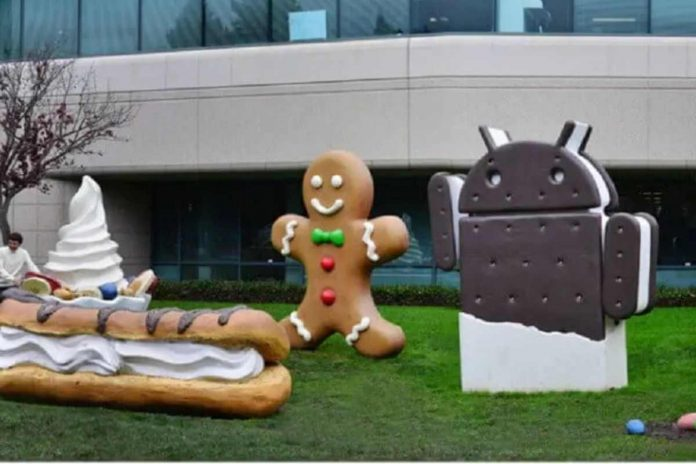 gingerbread android